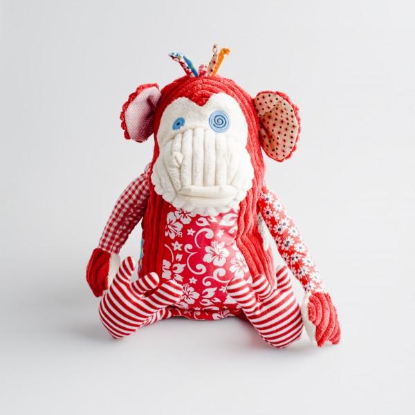 Knuffel aap – Bogos