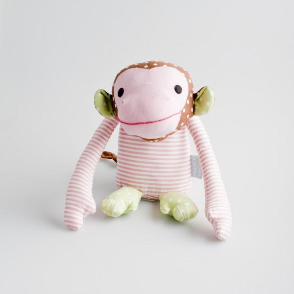 Knuffel aap – Lea