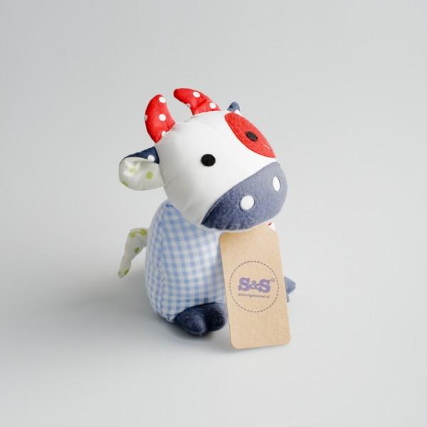 Knuffel koe – Nicko