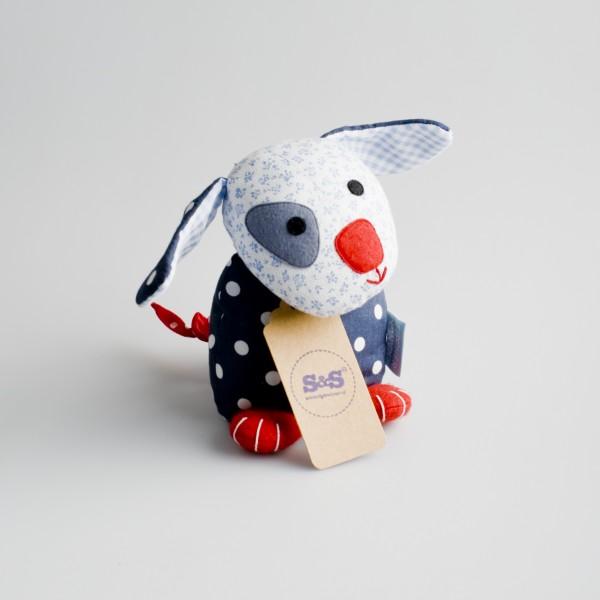 Knuffel hond – Folmer