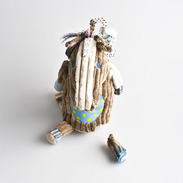 Muziekknuffel paard – Ogalos