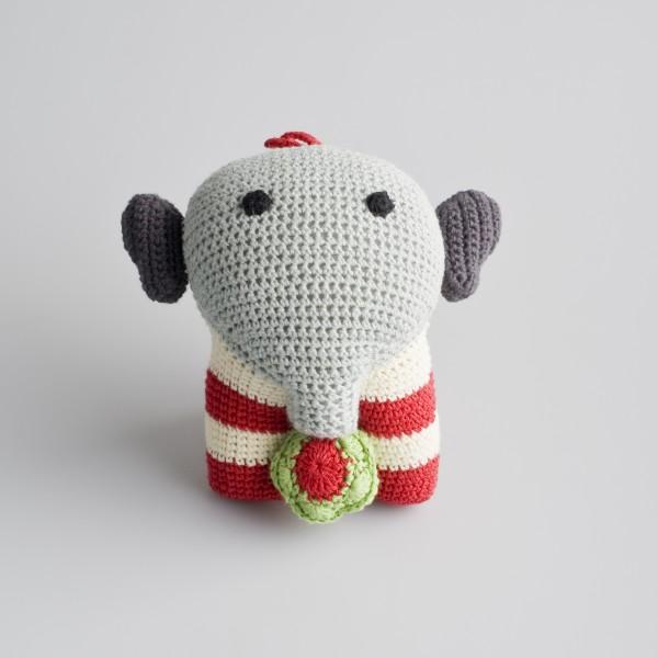 Muziekknuffel olifant – Bastian