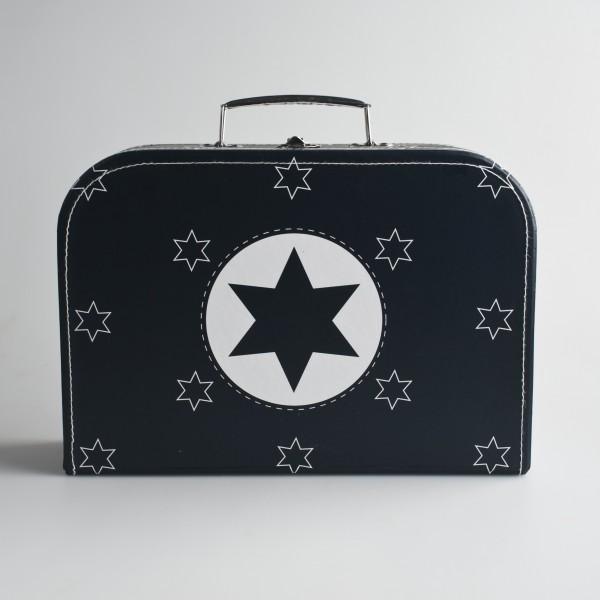 Koffersetje ster (marineblauw)