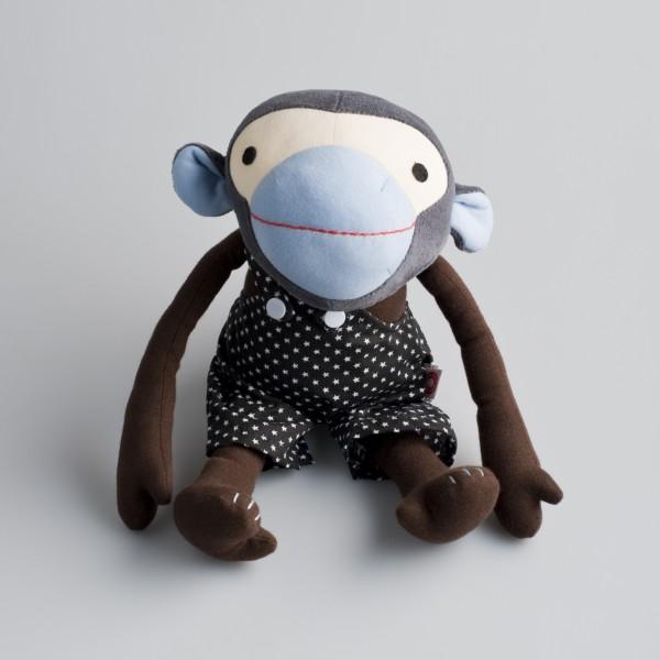 Knuffel aap – Frederik