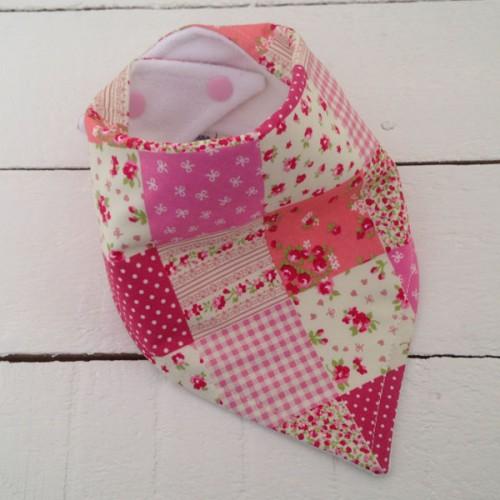 Bandana Pink Patchwork