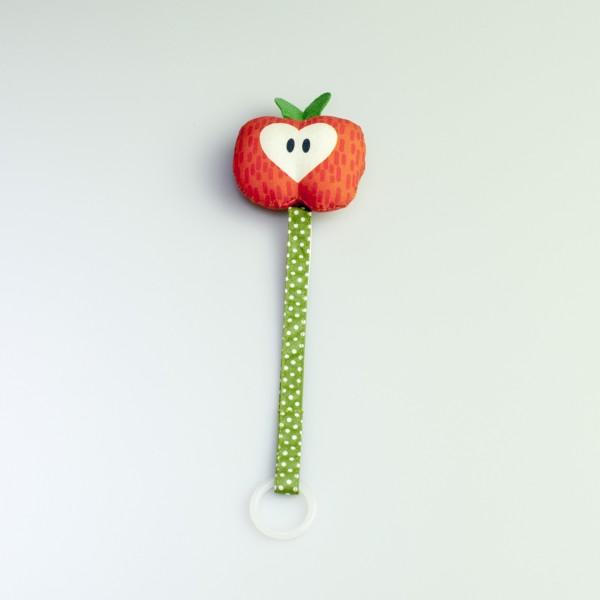 Speenkoordje appel (rood)